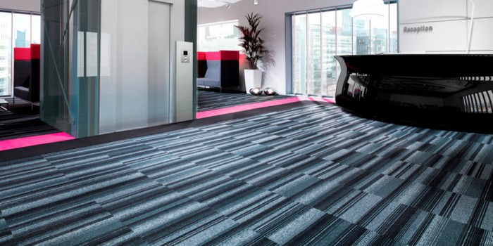 Carpet tiles Forbo