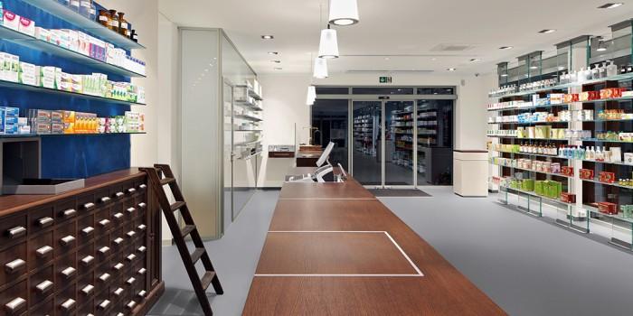 Commercial flooring Tarkett