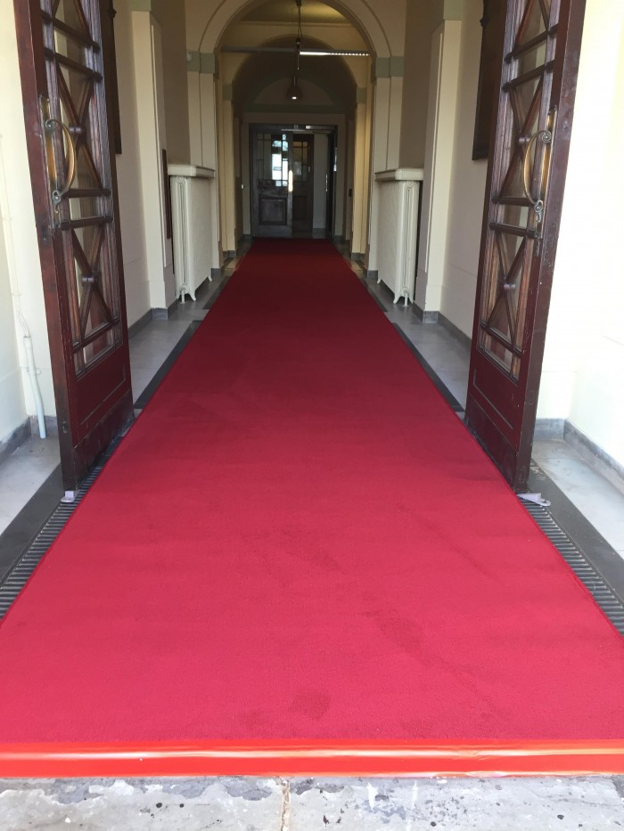 Red Carpet Runner Freedom of Wirral