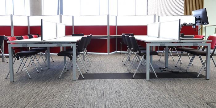 School flooring from Burmatex